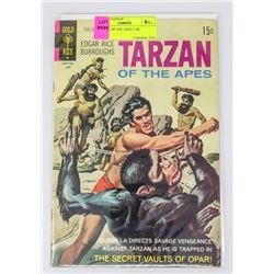 TARZAN OF THE APES # 200