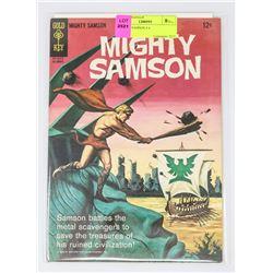 MIGHTY SAMSON # 4