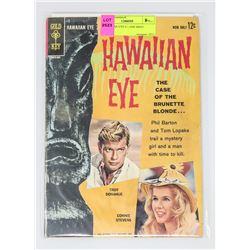 HAWAIIAN EYE # 1 ONE SHOT