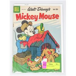 MICKEY MOUSE # 65 DELL
