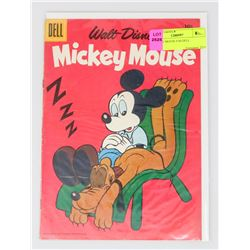 MICKEY MOUSE # 60 DELL