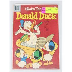 DONALD DUCK # 45 DELL
