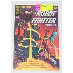 MAGNUS ROBOT FIGHTER # 24