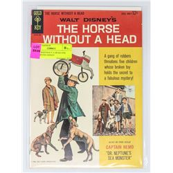 HORSE WHITHOUT A HEAD ONE SHOT MOVIE DISNEY