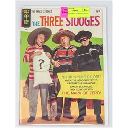 THREE STOOGES # 34 PHOTO COVER