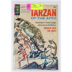 TARZAN OF THE APES # 202