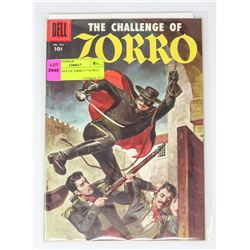 CHALLENGE OF ZORRO # 732 DELL