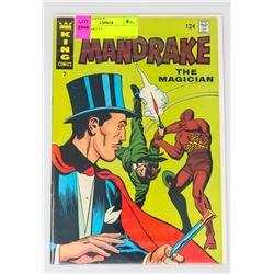 MANDRAKE # 7