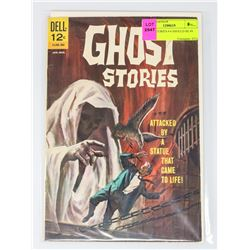GHOST STORIES # 6 SHOULD BE #9 ERROR