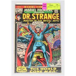 MARVEL PREMIERE # 3 PRE # 1 DR. STRANGE