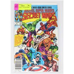 SECRET WARS # 1 1ST BEYONDER