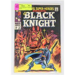MARVEL SUPER HEROES # 17 ORIGIN BLACK KNIGHT