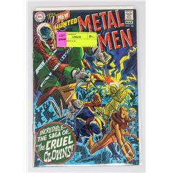 METAL MEN # 36