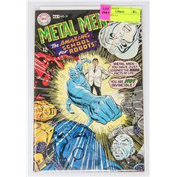 METAL MEN # 31
