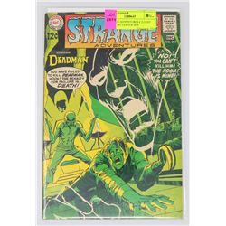 STRANGE ADVENTURES # 215 1ST SENSEI 1ST LEAGUE