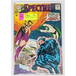 SPECTRE # 3 WILDCAT CROSS OVER