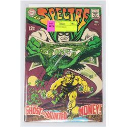 SPECTRE # 7 HOURMAN
