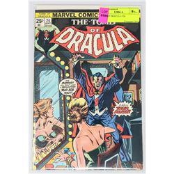 TOMB OF DRACULA # 24