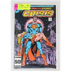 CRISIS # 7 DEATH OF SUPERGIRL 3 X ORIGINS