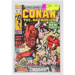 CONAN # 10 KULL