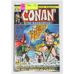 CONAN # 15