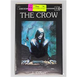 THE CROW # 2 CALIBER LOW PRINT RUN
