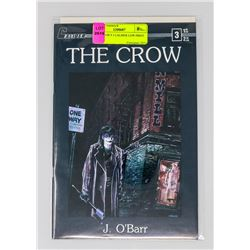 THE CROW # 3 CALIBER LOW PRINT RUN