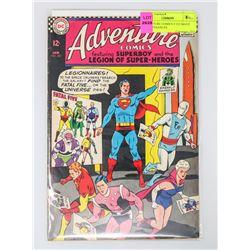 ADVENTURE COMICS # 352 MANY 1ST APPERANCES