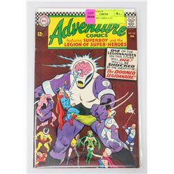ADVENTURE COMICS # 353