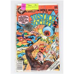 DC SPECIAL # 29 LAST ISSUE HITLER COVER