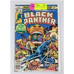 BLACK PANTHER # 6 1ST JAKARRA