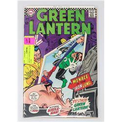GREEN LANTERN # 54 1ST IRON LUNG