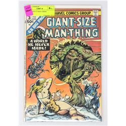 GIANT SIZE # 3 MAN-THING