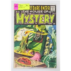 HOUSE OF MYSTERY # 176