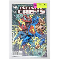 INFINITY CRISIS # 5 1ST BLUE BEETLE