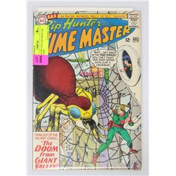 TIME MASTER # 29 LAST ISSUE GIL KANE COVER
