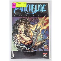 WHITCHBLADE # ORIGIN SPECIAL ISSUE