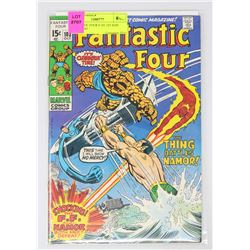 FANTASTIC FOUR # 103 1ST NON KIRBY ART