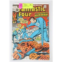 FANTASTIC FOUR # 115 1ST ETERNALS