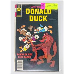 DONALD DUCK # 217 WHITMAN