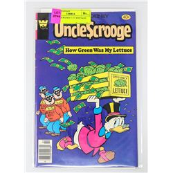 UNCLE SCROOGE # 173 WHITMAN