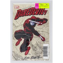 DAREDEVIL # 1 C.O.A. SIGHNED # 39 OF 99 PRINTED