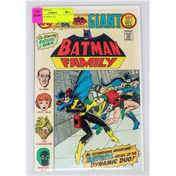 BATMAN FAMILY # 2