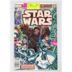 STAR WARS # 3 AUTOGRAPHED