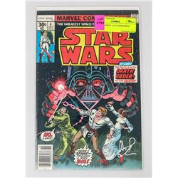 STAR WARS # 4 AUTOGRAPHED