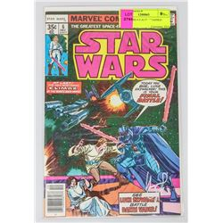 STAR WARS # 6 AUTOGRAPHED