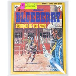 LT. BLUEBERRY TPB THUNDER IN THE WEST