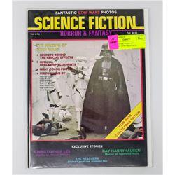 SCI-FI # 1 STAR WARS 1977 EXCLUSIVE LOW PRINT RUN