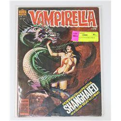 VAMPIRELLA # 79 SCARCE PRICE VARIANT