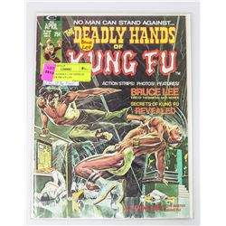 DEADLY HANDS # 1 1ST SONS OF THE TIGER BRUCE LEE